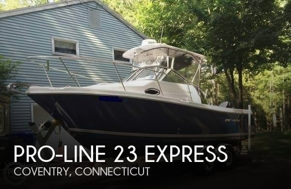 2008 PRO LINE 23 EXPRESS for sale