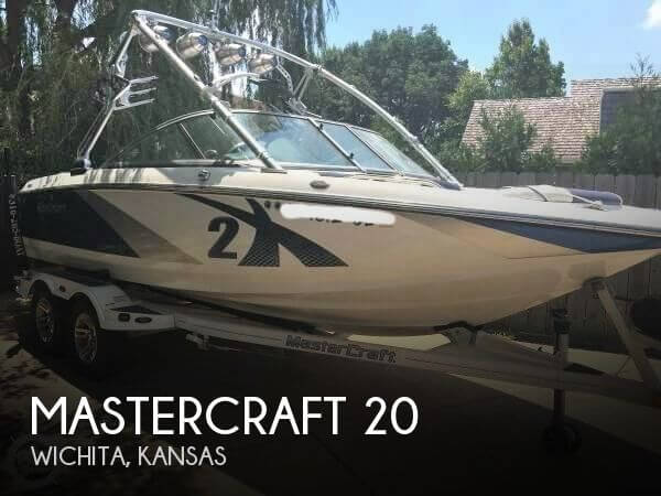 Used Boats For Sale in Kansas by owner   2011 Mastercraft 20