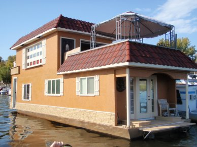 Custom 50 Houseboat, 50', for sale - $350,000
