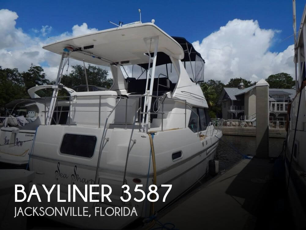 1998 BAYLINER 3587 for sale