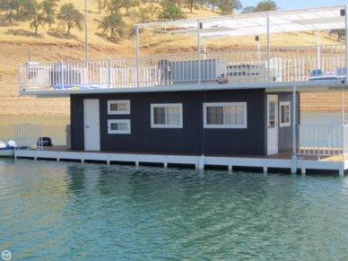 Custom 30' / 44' Houseboat, 44', for sale - $80,000