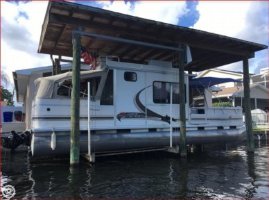 Sun Tracker 32 Party Cruiser Regency Edition, 32', for sale - $28,400