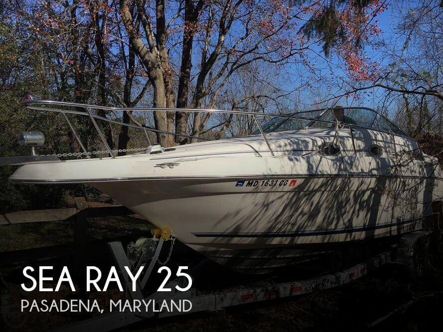 1997 Sea Ray 25 - Photo #1