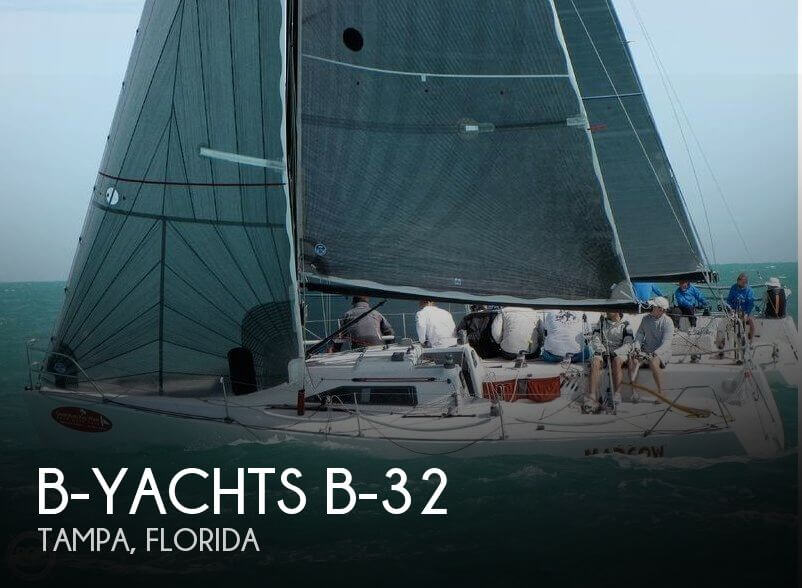For Sale Used 1995 B Yachts B 32 In Tampa Florida Boats
