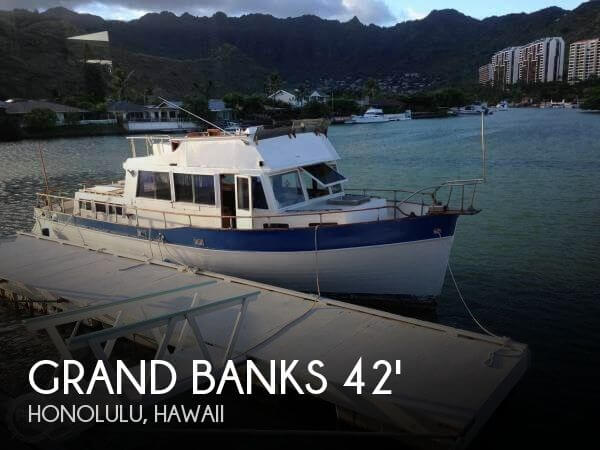 Used GRAND BANKS Boats For Sale by owner | 1969 Grand Banks 42 Classic