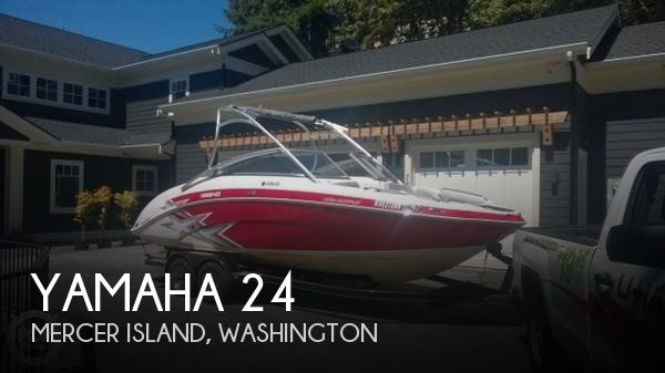 2010 YAMAHA 24 for sale