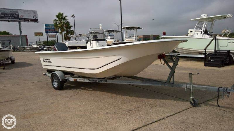 2010 Carolina Skiff 19 - Photo #2
