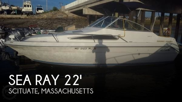 1989 Sea Ray 22 - Photo #1