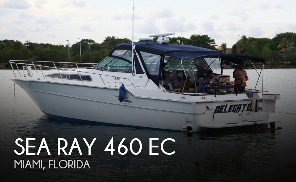 Used Sea Ray 46 Boats For Sale by owner | 1988 Sea Ray 46