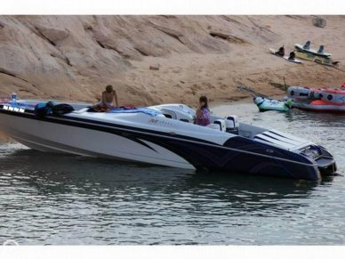 Magic Wizard 29 Open Bow Mid Cabin, 29', for sale - $66,700