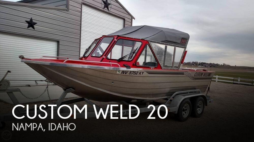 2010 Custom Weld 20 - Photo #1