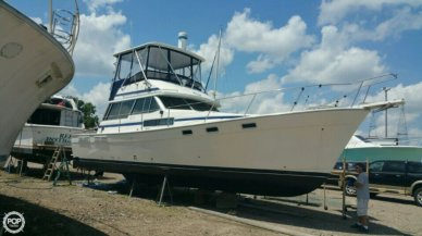 Bayliner 3818, 38', for sale - $77,500