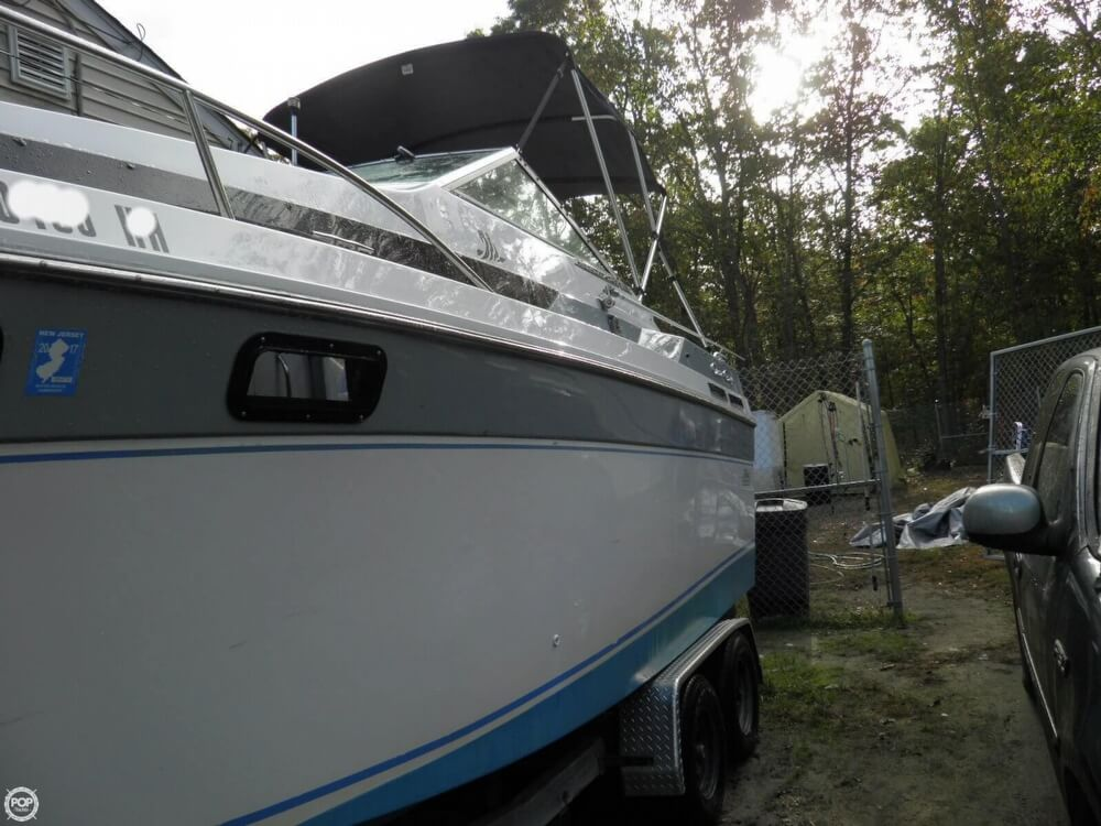 1988 Chris Craft boat for sale, model of the boat is Amerosport 250 & Image # 7 of 40