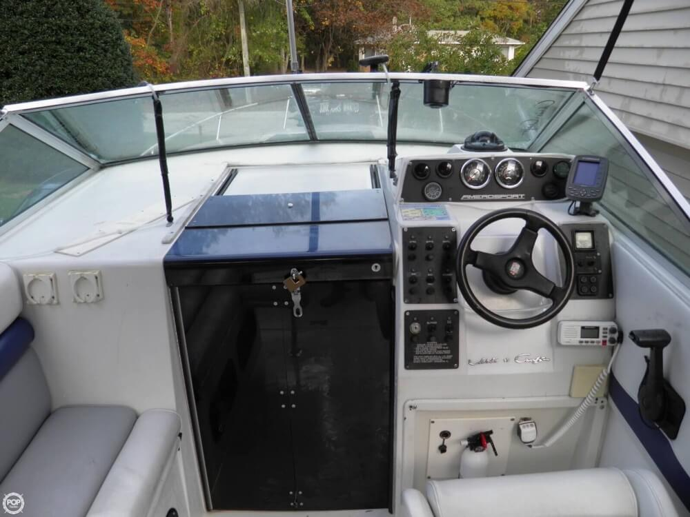 1988 Chris Craft boat for sale, model of the boat is Amerosport 250 & Image # 9 of 40