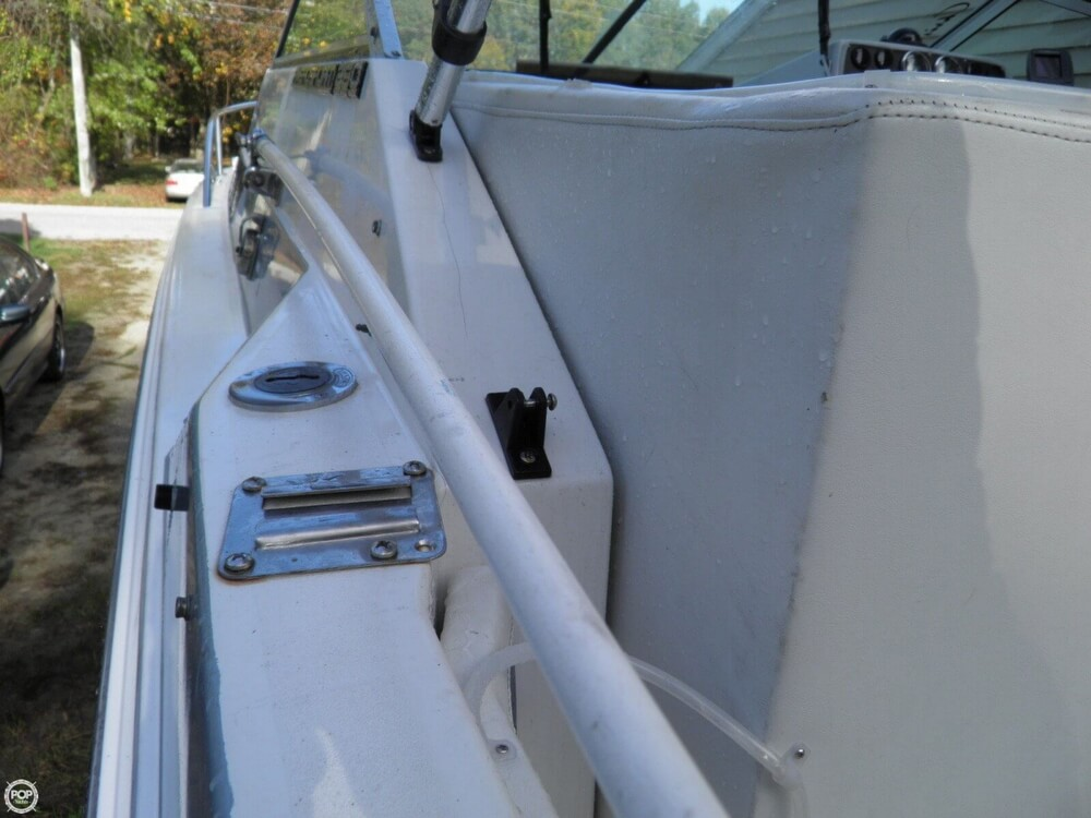 1988 Chris Craft boat for sale, model of the boat is Amerosport 250 & Image # 14 of 40