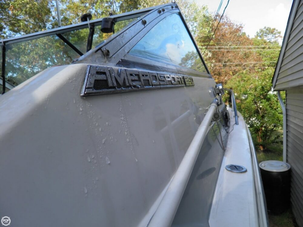 1988 Chris Craft boat for sale, model of the boat is Amerosport 250 & Image # 15 of 40