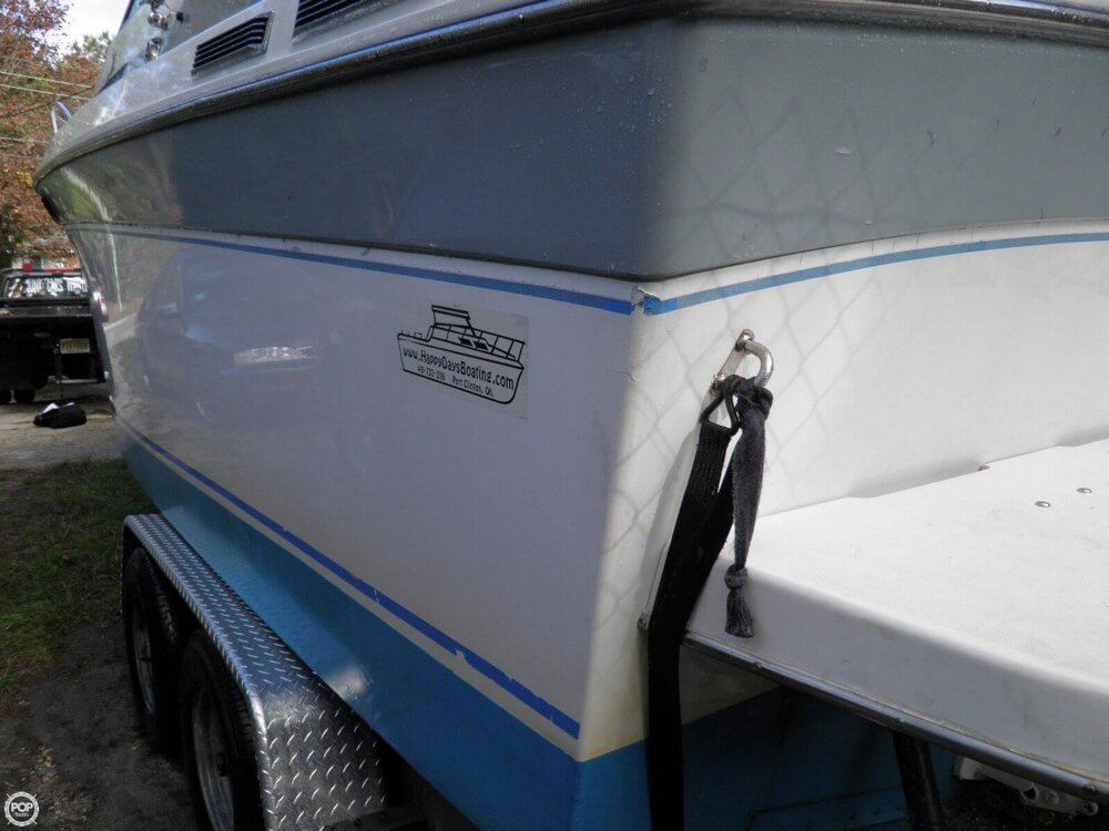 1988 Chris Craft boat for sale, model of the boat is Amerosport 250 & Image # 36 of 40