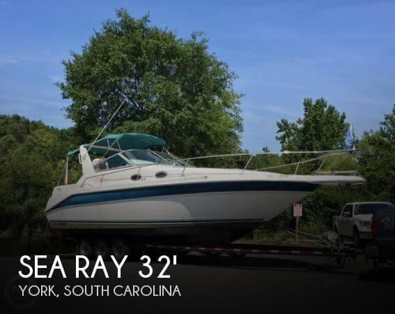 1997 Sea Ray 29 - Photo #1