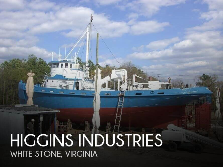 Used Boats For Sale by owner | 1953 Higgins Industries 100