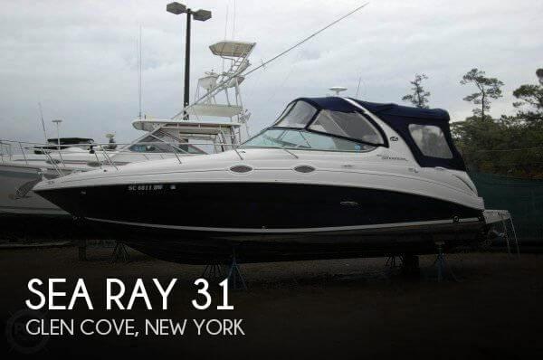 2006 Sea Ray 31 - Photo #1