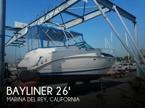 Used Bayliner Boats For Sale in California by owner | 2008 Bayliner 26
