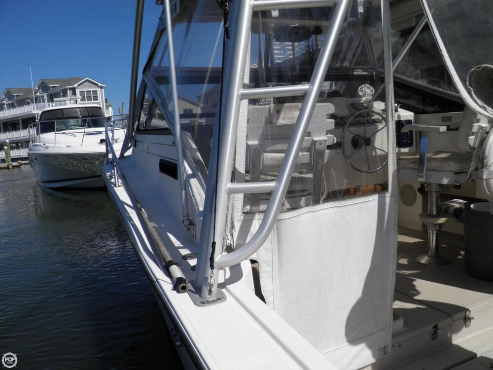 1989 albemarle 27 express fishing boat for sale in for Fishing boats for sale nj