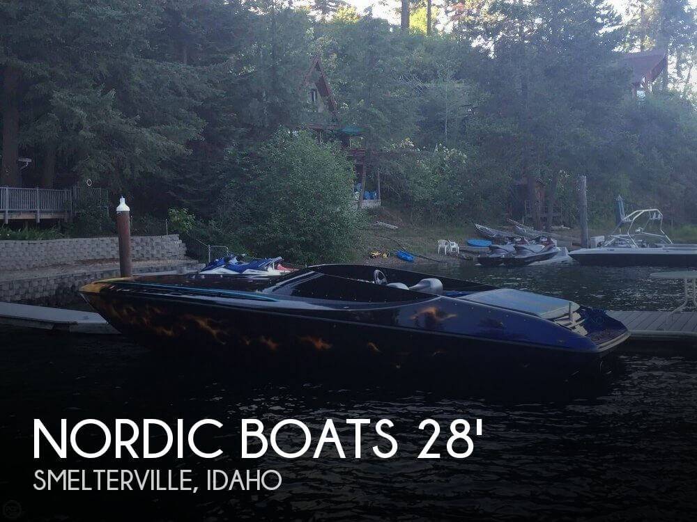 Used Boats For Sale in Spokane, Washington by owner | 2003 Nordic Boats 28