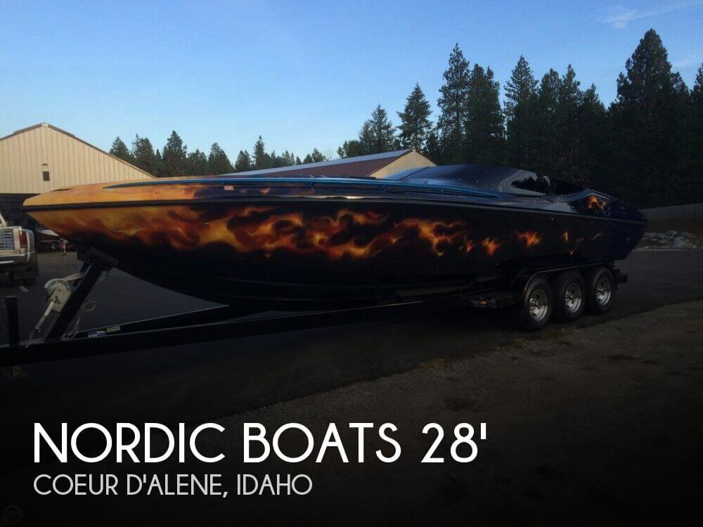 2003 Nordic Tugs boat for sale, model of the boat is 28 Heat & Image # 1 of 36