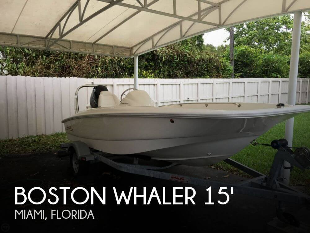 For Sale Used 2013 Boston Whaler 150 Supersport In Miami