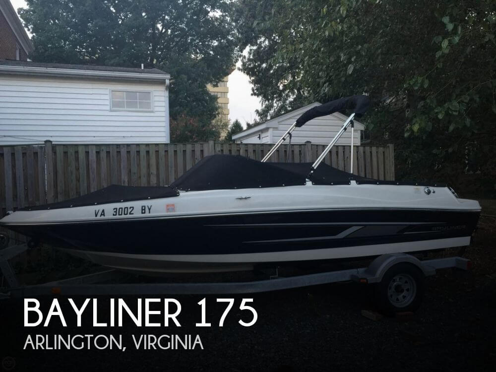 Used Bayliner Boats For Sale in Virginia by owner | 2014 Bayliner 17