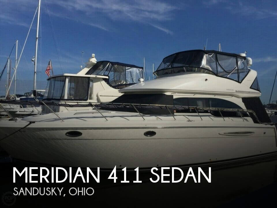 Used Boats For Sale in Ohio by owner | 2006 Meridian 42