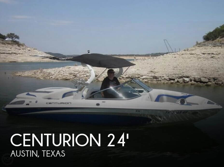 Used Boats For Sale in Killeen, Texas by owner | 2011 Centurion 24