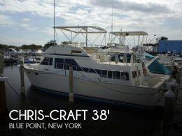 1979 Chris-Craft 380 Corinthian