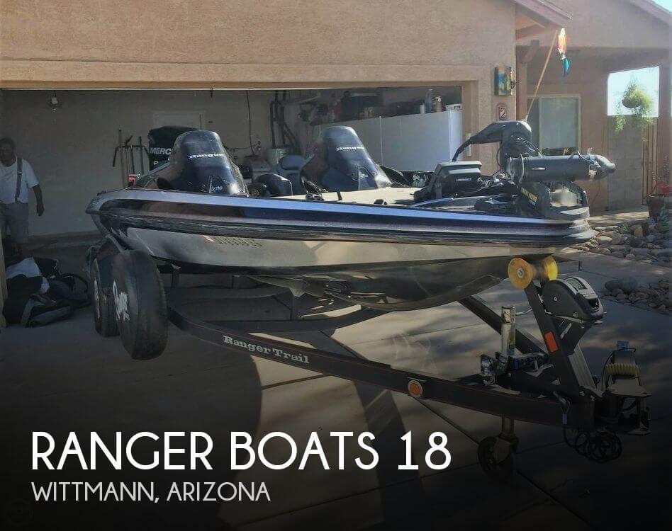 2013 Ranger Boats 18 - Photo #1