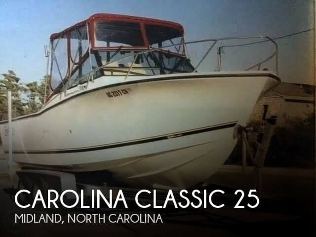 Used Boats For Sale in Greensboro, North Carolina by owner | 2003 Carolina Classic 25