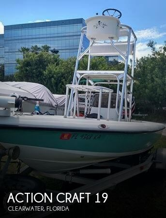Used Action Craft Boats For Sale by owner | 1996 Action Craft 19