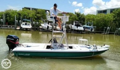 Action Craft Flatsmaster 2020, 20', for sale - $18,495