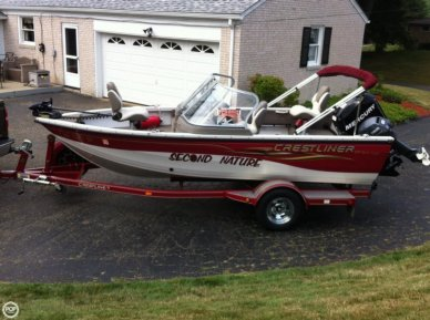 Crestliner 1650 Sport Angler, 16', for sale - $18,900