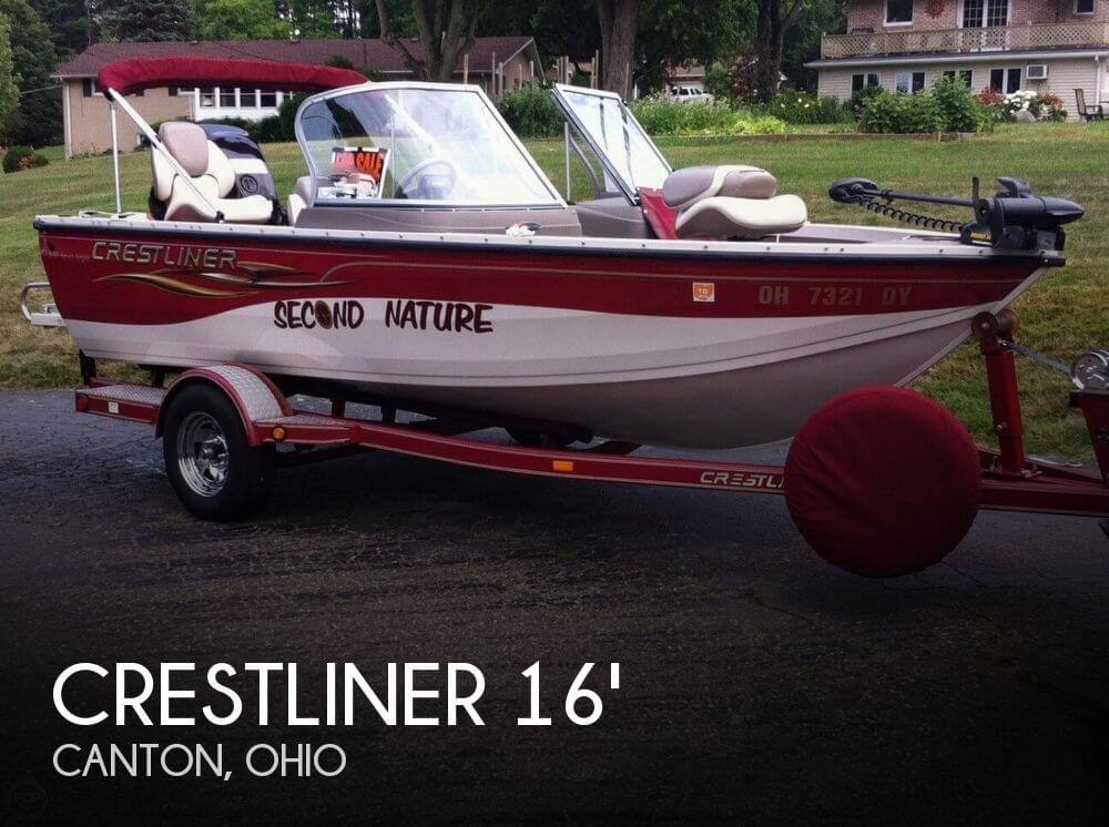 Used Fishing boats For Sale in Ohio by owner | 2005 Crestliner 16