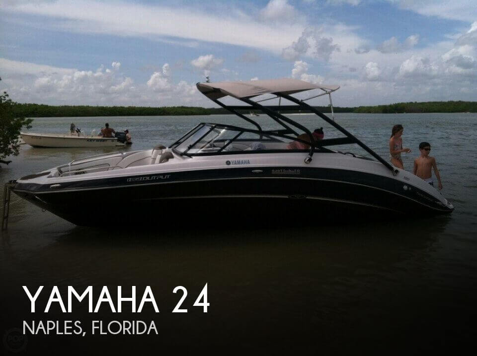Canceled yamaha 24 39 boat in naples fl 114734 for Yamaha jet boat for sale florida