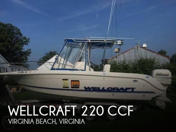 Used Wellcraft Boats For Sale in Virginia by owner | 1997 Wellcraft 23