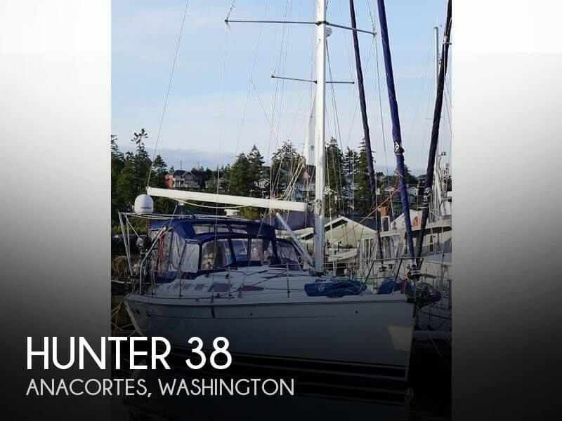 Used Sailboats For Sale  by owner | 2005 38 foot Hunter 38