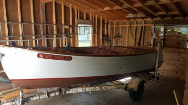 Seaman 16, 16', for sale - $14,500