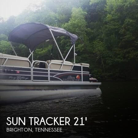 Used Boats For Sale in Memphis, Tennessee by owner | 2015 Sun Tracker 21
