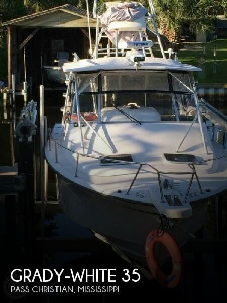 Used Grady-White Boats For Sale by owner | 2003 Grady-White 35