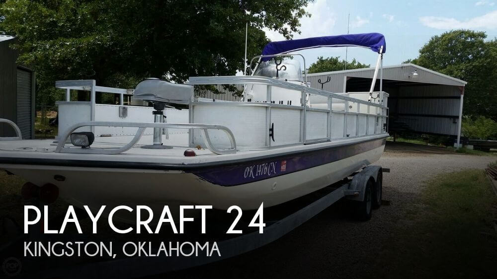 Used Playcraft Boats For Sale by owner   2006 Playcraft 24