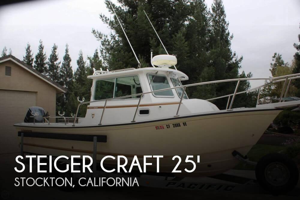 2014 STEIGER CRAFT MIAMI 255DV for sale