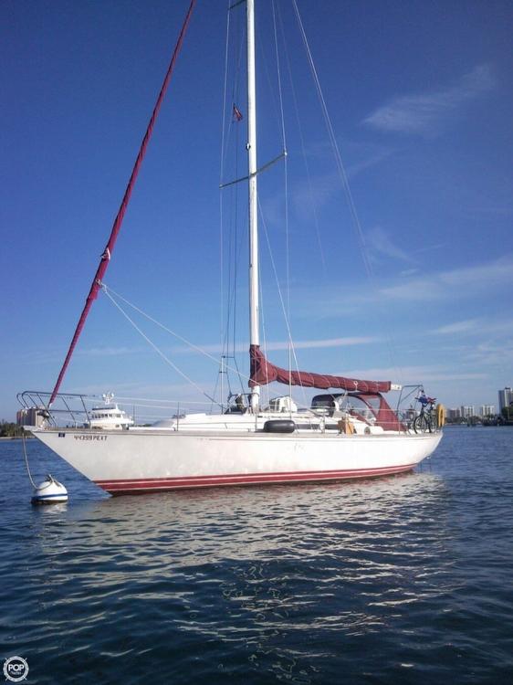 1984 C & C Yachts 37 - Photo #1