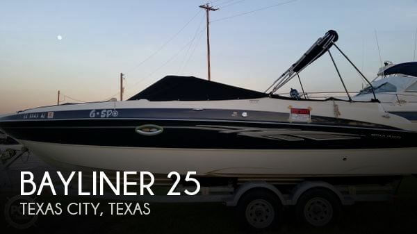 Used Bayliner Boats For Sale in Texas by owner | 2009 Bayliner 25