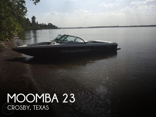 Used Moomba Boats For Sale by owner   2008 Moomba 23